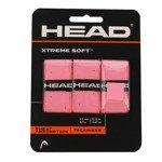 owijki tenisowe HEAD XTREME SOFT X3 PINK / 285104