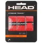 owijki tenisowe HEAD XTREMETRACK x3 red / 285124-RED