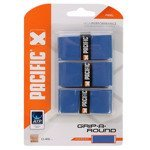 owijki tenisowe PACIFIC GRIP-A-ROUND 3PACK BLUE