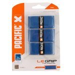 owijki tenisowe PACIFIC LE GRIP 3PACK BLUE / TOPC-008