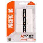 owijki tenisowe PACIFIC X TACK PRO X3 WHITE / PC-3577.00.11