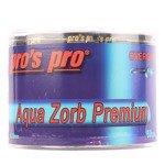 owijki tenisowe PRO'S PRO AQUA ZORB PREMIUM 60ER WH 0,70MM / TOPP-082