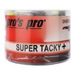 owijki tenisowe PRO'S PRO SUPER TACKY + x60 MIX