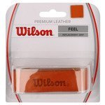 owijki tenisowe WILSON PREMIUM LEATHER FEEL REPLACEMENT GRIP / WRZ420100