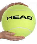 piłka tenisowa do autografów HEAD GIANT INFLATABLE BALL 25 cm / 589001