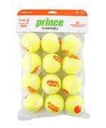 piłki tenisowe PRINCE P & S STAGE 2 TONE X12