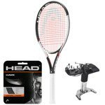 rakieta tenisowa HEAD GRAPHENE TOUCH SPEED S + koszulka HEAD IVAN / 231837