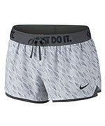 spodenki sportowe damskie NIKE FULL FLEX 2 IN 1 TRAINING SHORT / 802921-100
