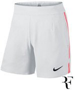 "spodenki tenisowe męskie NIKE GLADIATOR PREMIER 7"" Roger Federer US OPEN 2015 / 685317-100"
