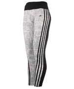 spodnie sportowe damskie ADIDAS ESSENTIALS 3-STRIPES TIGHT ALLOVER PRINTED / AZ9481