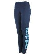 spodnie sportowe damskie ADIDAS ESSENTIALS LINEAR TIGHT / AY4822