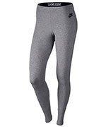 spodnie sportowe damskie NIKE LEG-A-SEE LEGGING / 726085-092