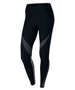 spodnie sportowe damskie NIKE POWER LEGENDARY TIGHT FBRIC TWIST / 833314-010