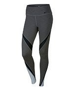 spodnie sportowe damskie NIKE POWER LEGENDARY TIGHT FBRIC TWIST / 833314-071