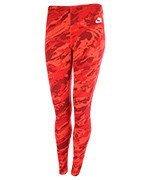 spodnie sportowe damskie NIKE SPORTSWEAR LEGGING / 848434-602