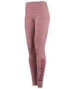 spodnie sportowe damskie REEBOK ELEMENTS LOGO LEGGING / AY2021
