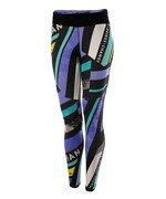 spodnie sportowe damskie dwustronne REEBOK ONE SERIES REVERSIBLE TIGHT / AX9597