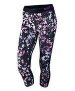 spodnie termoaktywne damskie 3/4 NIKE PRO COOL CAPRI / 831996-584