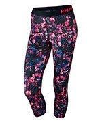 spodnie termoaktywne damskie 3/4 NIKE PRO COOL CAPRI / 831996-617