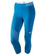 spodnie termoaktywne damskie 3/4 NIKE PRO HYPERCOOL CAPRI / 725614-435