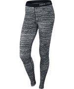 spodnie termoaktywne damskie NIKE PRO WARM STATIC TIGHT / 683713-065