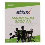 suplement ETIXX MAGNESIUM 2000 AA / 30 tabl.