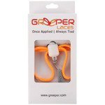 sznurówki zaciskowe GREEPER SPORT (1 para) / ORANGE