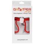 sznurówki zaciskowe GREEPER SPORT (1 para) / RED