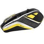 torba tenisowa BABOLAT RACKET HOLDER TEAM  X3 yellow / 751122-113