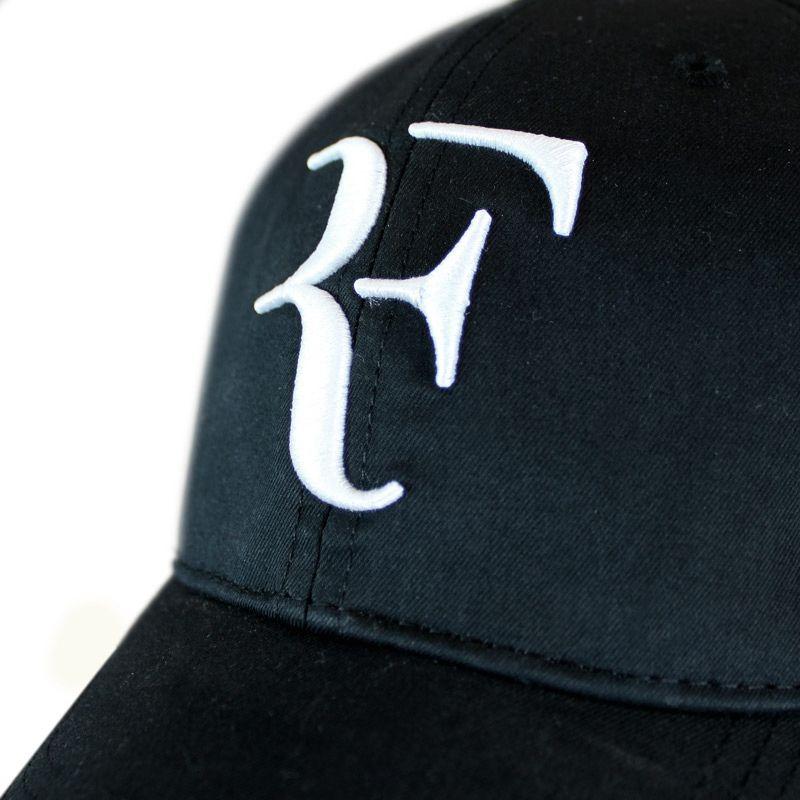 Czapka Tenisowa Nike Rf Hybrid Cap Roger Federer Black