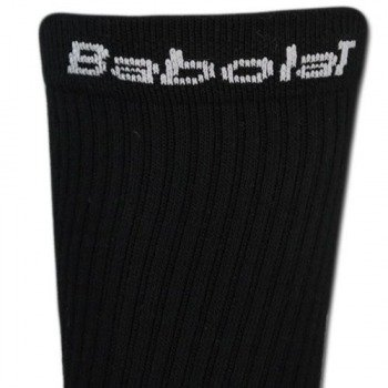 Skarpety tenisowe BABOLAT TEAM SINGLE BLACK (1 para)