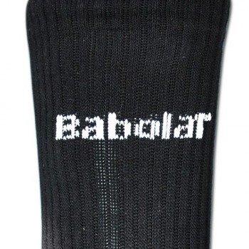 Skarpety tenisowe BABOLAT TUBA 3 pary white/black
