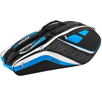 Torba tenisowa BABOLAT RACKET HOLDER TEAM X6 blue / 751121-136