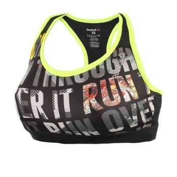 biustonosz do biegania REEBOK RUNNING ESSENTIALS BRA / S94301