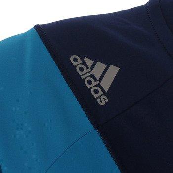 bluza do biegania damska ADIDAS AKTIV HOOD LONGSLEEVE TEE / D85760