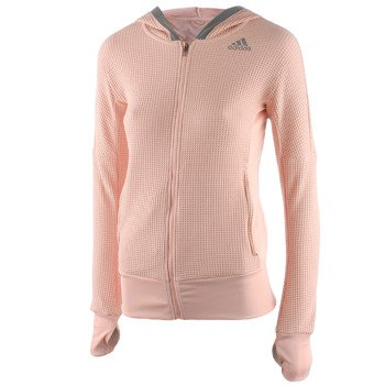 bluza do biegania damska ADIDAS CITY ENERGY HOODY / S95850