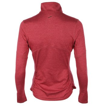 bluza do biegania damska BROOKS ESSENTIAL LONGSLEEVE 1/2 ZIP III / 220776648