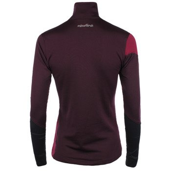 bluza do biegania damska NEWLINE IMOTION WARM SHIRT / 10068-292