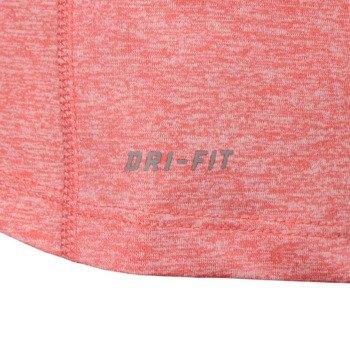 bluza do biegania damska NIKE ELEMENT HALF ZIP / 481320-654