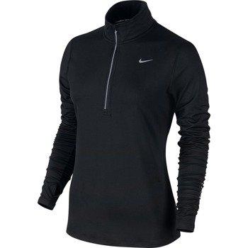 bluza do biegania damska NIKE ELEMENT HALF ZIP / 685910-010