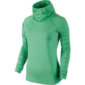 bluza do biegania damska NIKE ELEMENT HOODY / 685818-348