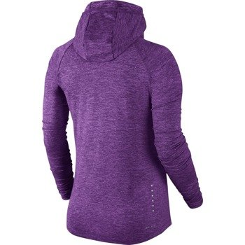 bluza do biegania damska NIKE ELEMENT HOODY / 685818-556
