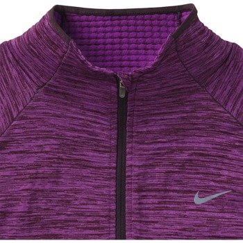 bluza do biegania damska NIKE ELEMENT SPHERE 1/2 ZIP / 686963-507