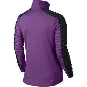 bluza do biegania damska NIKE THERMAL FULL ZIP / 685935-513