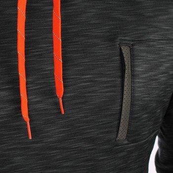 bluza do biegania męska ADIDAS CLIMAHEAT HIGH NECK PULLOVER / AH9536
