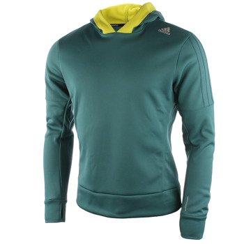 bluza do biegania męska ADIDAS RESPONSE ASTRO HOODIE / S93830