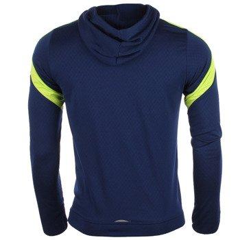 bluza do biegania męska ADIDAS RESPONSE ICON HOODIE / F90451