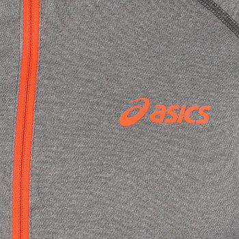 bluza do biegania męska ASICS SOUKAI 1/2 ZIP HOODIE