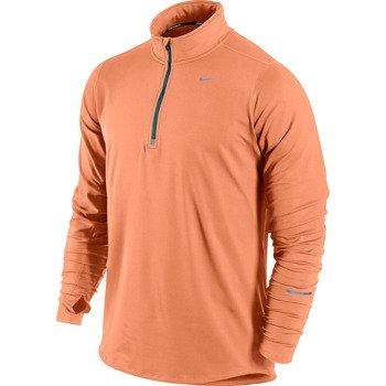 bluza do biegania męska NIKE ELEMENT 1/2 ZIP / 504606-824