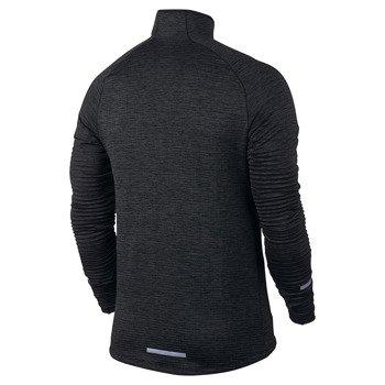 bluza do biegania męska NIKE ELEMENT SPHERE 1/2 ZIP / 683906-011